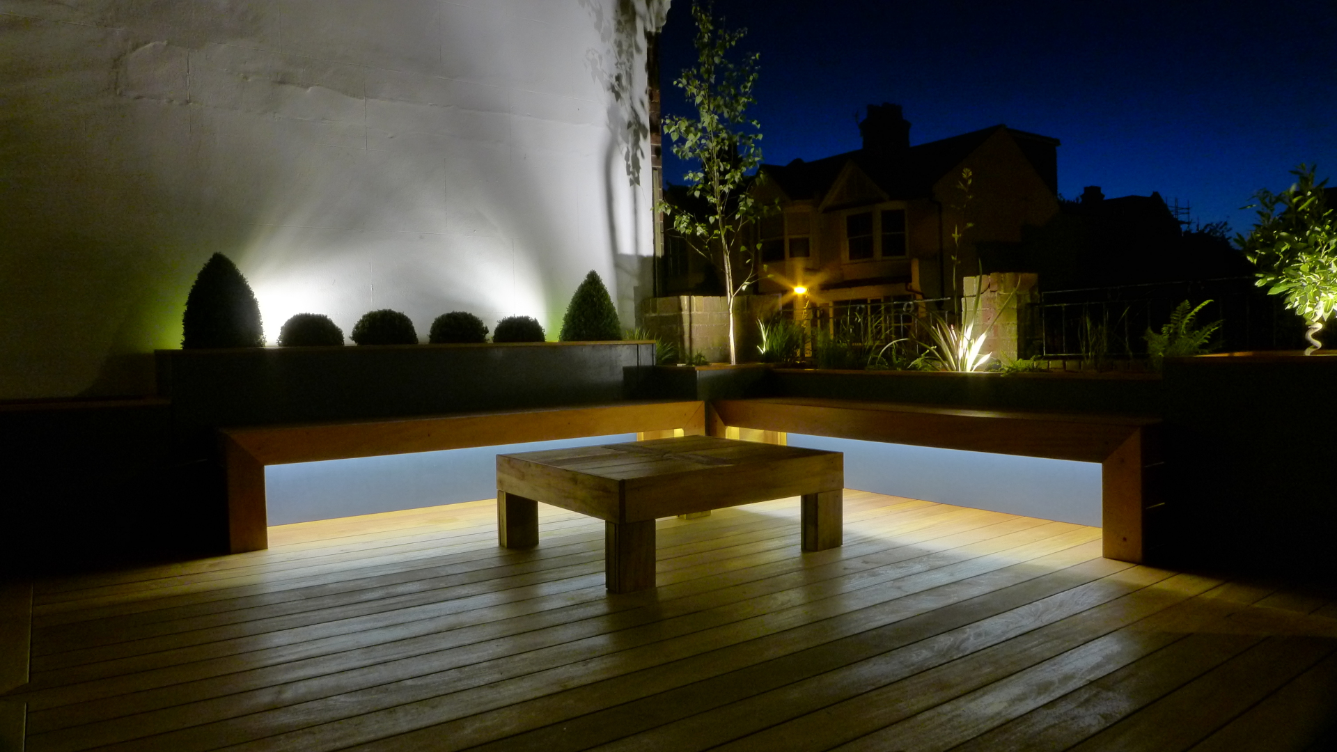 Bespoke Roof Terrace